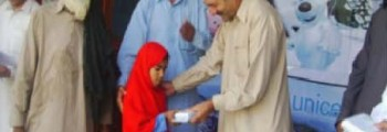 Distribution of Hearing-Aid Devices at Swat With The Support Of UNICEF