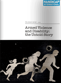 Armed Violence and Disability