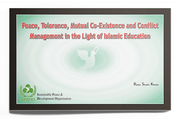 Peace and Islamic Education Manual-1