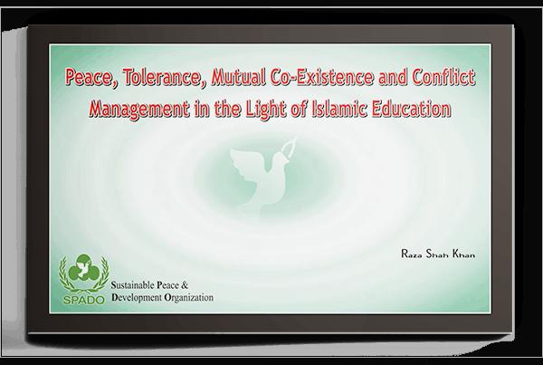 Peace and Islamic Education Manual-1