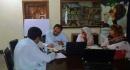 Improved Governance for Peacebuilding in KPK staff meetings 02