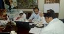 Improved Governance for Peacebuilding in KPK staff meetings