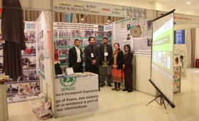 SPADO Take A Child School Project in Ilm Possible Summit Islamabad 2015-12-09
