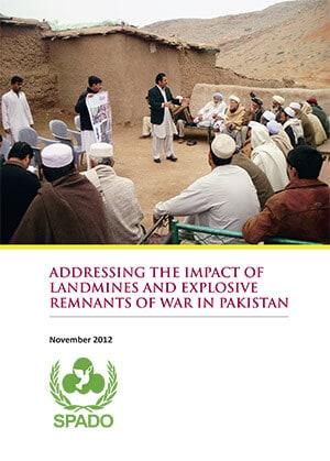 SPADO Pakistan Landmines Impact Report 300x419