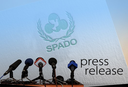 SPADO Press Release, press briefing, media briefing