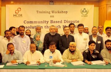 Peacebuilding ADR