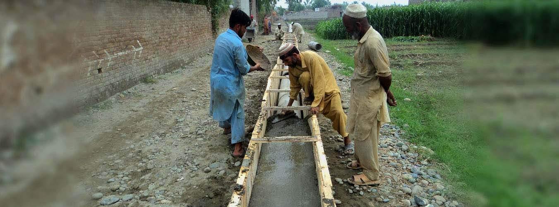 Poverty Reduction community infrastructure development