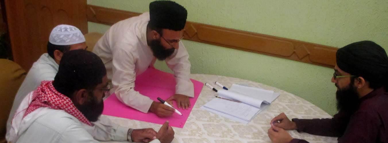ADR KHI Religiolus scholars Mediation workshop