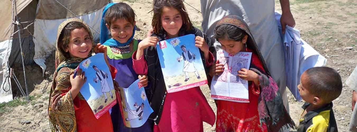 Protecting Children in Conflict Areas