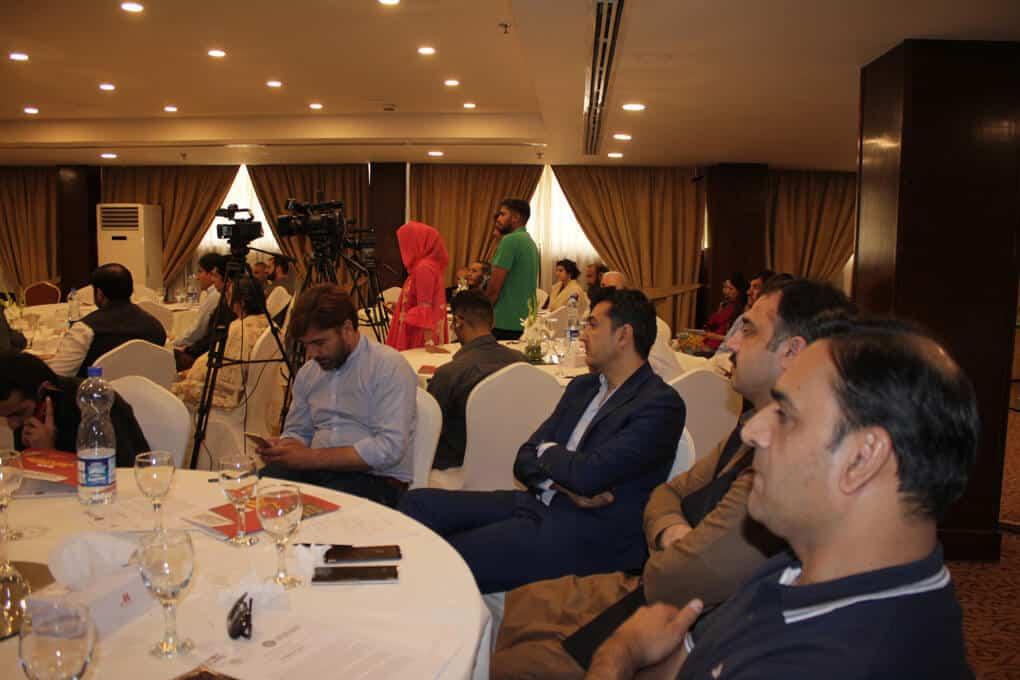 Ban Killer Robots before its too late, Ban Fully Autonomous Weapon Systems, a Seminar by SPADO at Islamabad