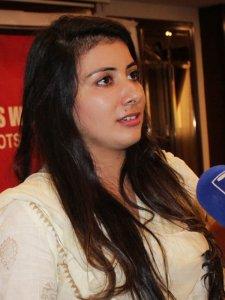 Ms Gulshan Rafiq from IPRI