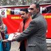 Award Distribution Ceremony at Arts & Design Department, University of Peshawar, SPADO Art Contest to Stop Killer Robots